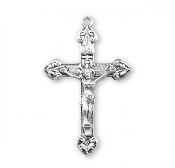 Rosary parts to make rosaries crucifixes rosary making supplies Genuine Sterling Silver IHS Crucifix cross