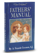 """The Original"" Father's Manual Prayer book Paperback 159 Pages"