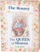 Rose of Prayer for the Queen of Heaven The Rosary Illustrated