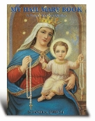 MY HAIL MARY BOOK 24 pages on how to Pray the Hail Mary