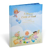 A HAPPY CHILD OF GOD A BABY Catholic RECORD BOOK ©1946-2017.Beautiful record book for the Catholic Family. Simple and sweet old fashion pictures capture all of the wonder and innocence of this special time.