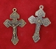 "25+ 98¢ea Pardon Crucifixes Classic BRONZE Finish 2"" INDULGENCE CRUCIFIX Catholic Holy cross..Our Deluxe Pardon Crucifixes are known for the most Beautiful intricate designs"